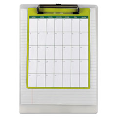 SAU00442 - Saunders Recycled Plastic Clipboard