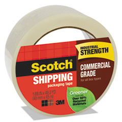 MMM3750G - Scotch® Greener Commercial Grade Packaging Tape