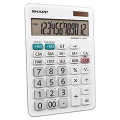 SHREL334W - Sharp® EL-334W Large Desktop Calculator