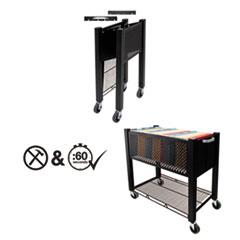 VRTVF53000 - Vertiflex™ InstaCart™ File Cart