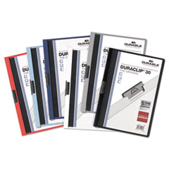 DBL220357 - Durable® DuraClip® Report Cover