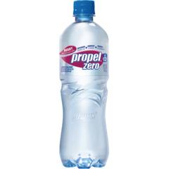PFY308-00342 - GatoradePropel Zero Bottles, Grape, 710 mL , Squeeze Bottle