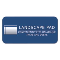 ROA74500 - Roaring Spring® Landscape Format Writing Pad