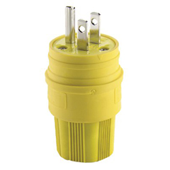 ORS309-14W47 - Cooper IndustriesWatertight Straight Blade Plug & Connectors