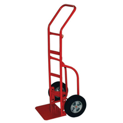 ORS310-33007 - Milwaukee Hand TrucksHeavy Duty Hand Trucks With Flow Back Handle, 800 Lbs Cap., Solid Rubber Wheels