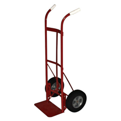 ORS310-47132 - Milwaukee Hand TrucksDual Handle Hand Trucks, 600 Lb Cap., Dual Handle, Solid Rubber Wheels