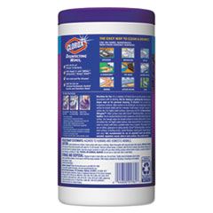 CLO01761 - Disinfecting Wipes