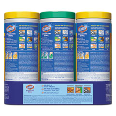 CLO30112 - Disinfecting Wipes Value Pack