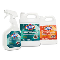 CLO30861CT - Clorox® Professional Multi-Purpose Cleaner & Degreaser