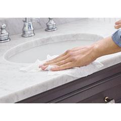 CLO31270EA - Clorox® Disinfecting Wipes w/Micro-Scrubbers