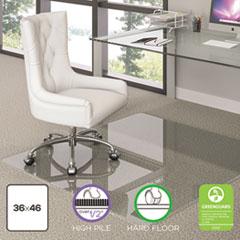 DEFCMG70433646 - deflecto® Premium Glass Chair Mat