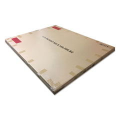 DEFCMG70434860 - deflecto® Premium Glass Chair Mat