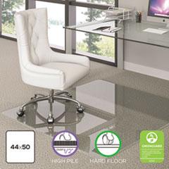 DEFCMG70434450 - deflecto® Premium Glass Chair Mat