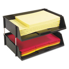 DEF582704 - deflect-o® Industrial Tray™ Stacking Tray Set