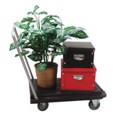 DEFCRT530004 - deflect-o® Heavy-Duty Platform Cart
