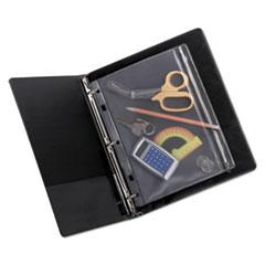 OXF68504 - Oxford® Zipper Binder Pocket