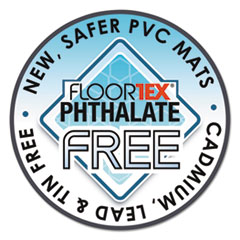 FLRPF119225EV - Floortex® ClearTex™ Advantagemat Phthalate Free PVC Chair Mat for Low Pile Carpets