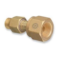 WSE312-304 - Western EnterprisesBrass Cylinder Adaptors