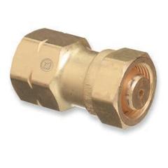 WSE312-317 - Western EnterprisesBrass Cylinder Adaptors