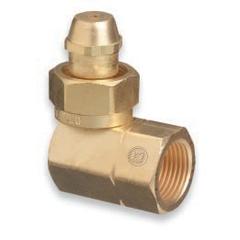 WSE312-318 - Western EnterprisesBrass Cylinder Adaptors