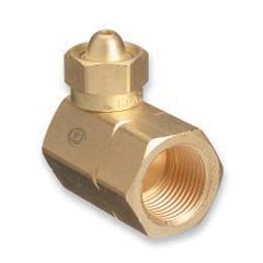 WSE312-321 - Western EnterprisesBrass Cylinder Adaptors