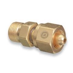 WSE312-827 - Western EnterprisesBrass Cylinder Adaptors
