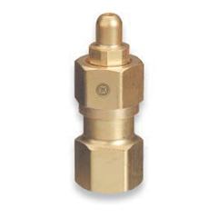 WSE312-828 - Western EnterprisesBrass Cylinder Adaptors