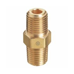 WSE312-B-2HP - Western EnterprisesPipe Thread Hex Nipples