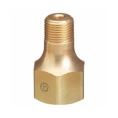 WSE312-B-22 - Western EnterprisesMale NPT Outlet Adapters for Manifold Piplelines
