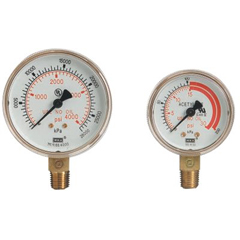 WSE312-G-2-200W - Western EnterprisesRegulator Gauges