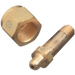WSE312-SS-334 - Western EnterprisesRegulator Inlet Nuts