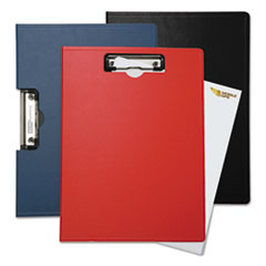 BAU61634 - Baumgartens Portfolio Clipboard with Low-Profile Clip