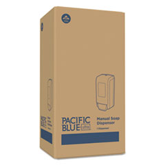 GPC53057 - Georgia Pacific® Professional Pacific Blue Ultra™ Black Soap/Sanitizer Dispenser