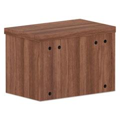 ALEVA316012WA - Valencia Series Under-Counter File Organizer, 15 3/4 x 10 x 11, Mod Walnut