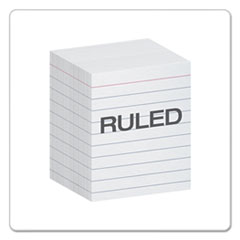 PFX10009 - Oxford® Mini Index Cards