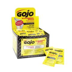 GOJ315-6380-04 - Gojo - Scrubbing Wipes, 80 Sheets