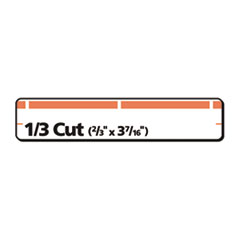 AVE5166 - Avery® Permanent File Folder Labels with TrueBlock™ Technology
