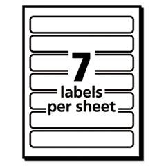 AVE5230 - Avery® Removable File Folder Labels