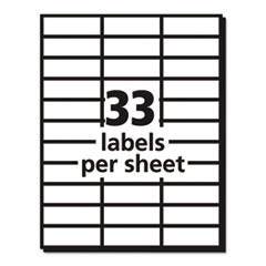 AVE5332 - Avery® Copier Mailing Labels