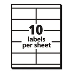 AVE5352 - Avery® Copier Mailing Labels