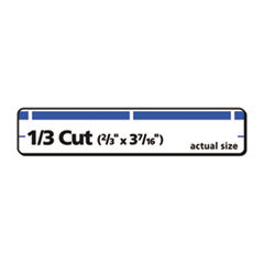 AVE5766 - Avery® Permanent File Folder Labels with TrueBlock™ Technology