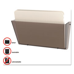 DEF63202 - deflect-o® Unbreakable DocuPocket® Wall Files