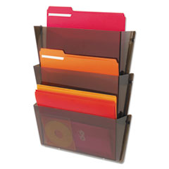 DEF63601RT - deflect-o® Unbreakable DocuPocket® Wall Files