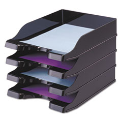 DEF63904 - deflect-o® Docutray® Multi-Directional Stacking Tray Set