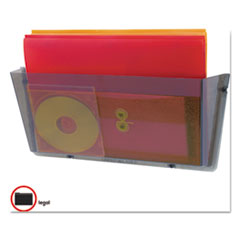 DEF64302 - deflect-o® Unbreakable DocuPocket® Wall Files