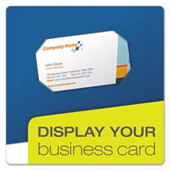 OXF51701 - Oxford® Laminated Two-Pocket Portfolio