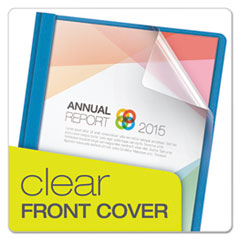 OXF55801 - Oxford® Clear Front Standard Grade Report Cover
