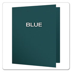 OXF78502 - Oxford® Earth In Mind® Twin-Pocket Portfolio