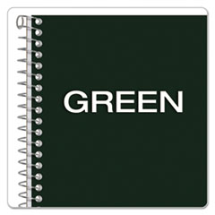 TOP25400 - Oxford® Earthwise® 100% Recycled One-Subject Notebook