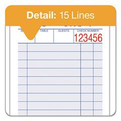 ABF10450SW - Adams® Guest Check Pad